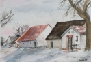 Kellergasse Winter