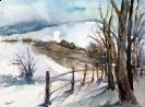 Weinviertel im Winter